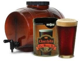 Churchills Nut Brown Ale Kits
