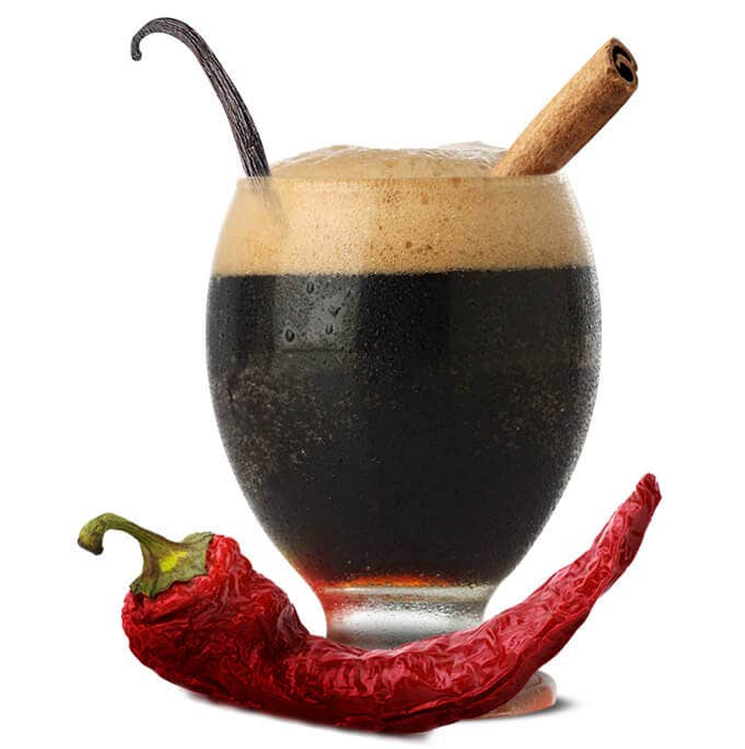 Calavera Spiced Chile Stout