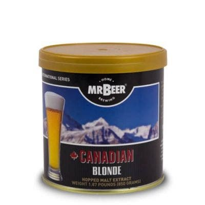 Canadian Blonde