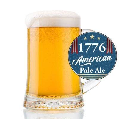 1776 Ale Glass