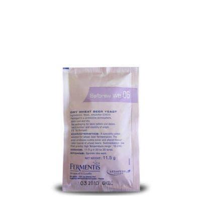 Safbrew WB-06 Dry Wheat Yeast