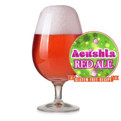 Acushla Red Ale-Gluten Free - Archived
