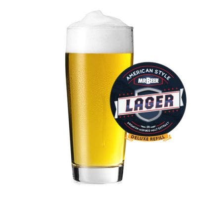 American Lager Deluxe Refill