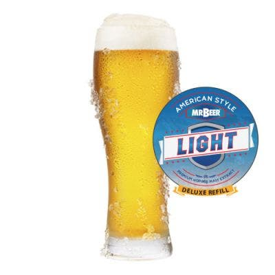 Classic American Light Deluxe Refill