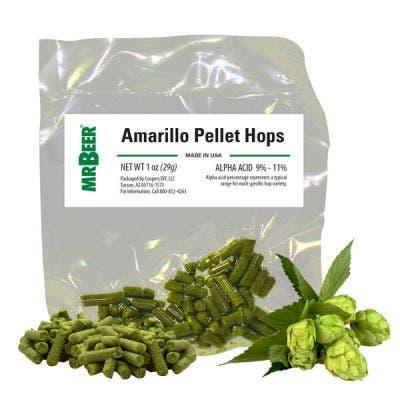 Amarillo® Pellet Hops 1oz Packet