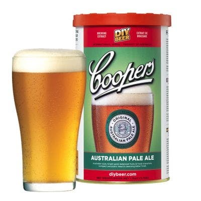 Coopers DIY Australian Pale Ale 5 Gallon Refill