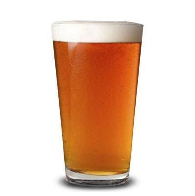 Glacial Gold Hopped Cider Glass