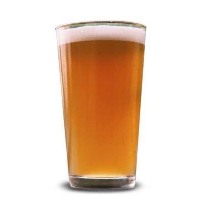 Brew de Ale ze Bub Glass