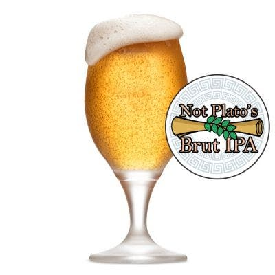 Not Plato's Brut IPA - Archived