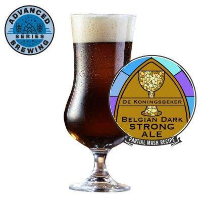 De Koningsbeker Belgian Dark Strong Ale