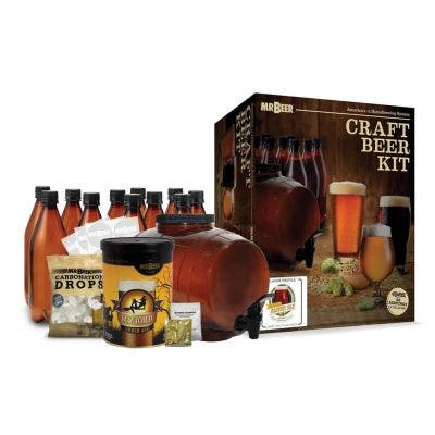 Bewitched Amber Ale Complete Beer Making Kit