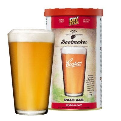 Coopers DIY Thomas Coopers Series Bootmaker Pale Ale 5 Gallon Refill