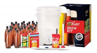 Coopers DIY 5 Gallon Complete Beer Making Kit
