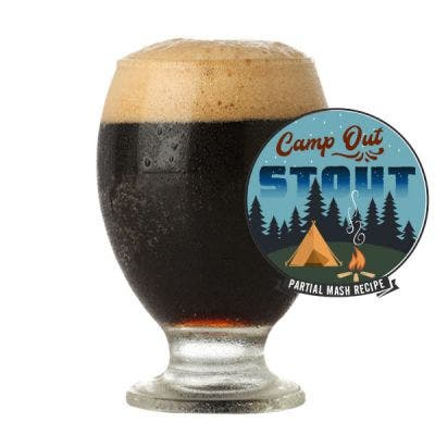 Camp Out Stout - Archived
