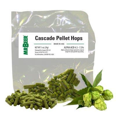 Cascade Pellet Hops