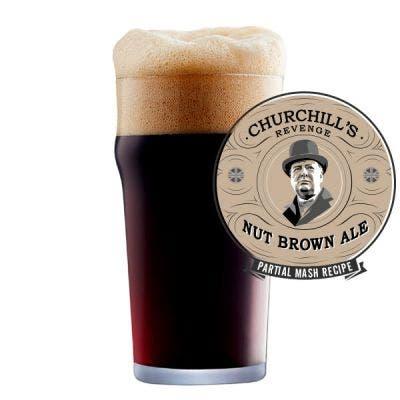 Churchill's Revenge Nut Brown Ale