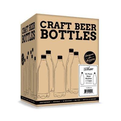 Coopers DIY 740mL PET Bottles 2 Pack (30 Bottles)