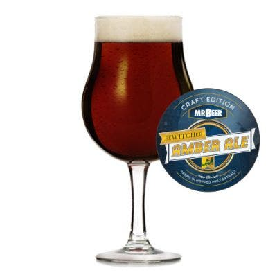 Bewitched Amber Ale Complete Craft Refill