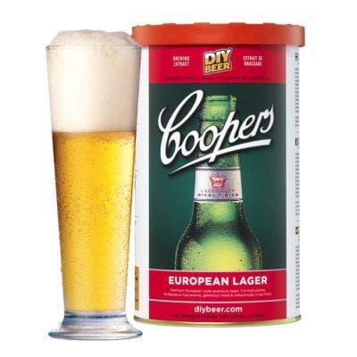 Coopers DIY European Lager 5 Gallon Refill