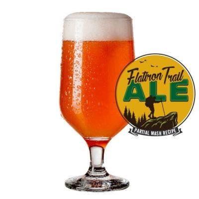 Flatiron Trail Ale - Archived