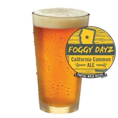 Foggy Days California Common Glass