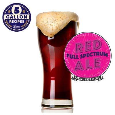 Full Spectrum Red Ale