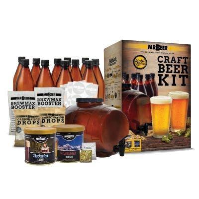 Complete Bonus Beer Making Kit
