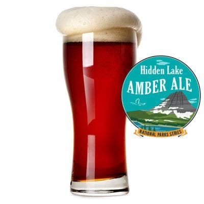 Hidden Lake Amber Ale