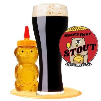 Honey Bear Stout