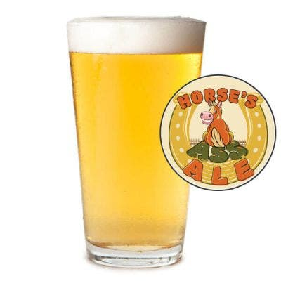 Horse's Ass American Pale Ale