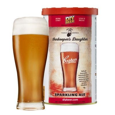 Coopers DIY Thomas Coopers Series Innkeeper's Daughter Sparkling Ale 5 Gallon Refill