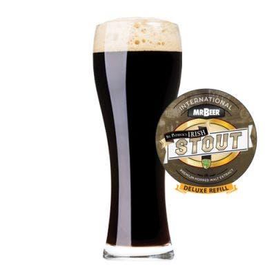 St. Patrick's Irish Stout Deluxe Refill