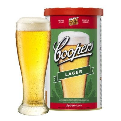 Coopers DIY Lager 5 Gallon Refill