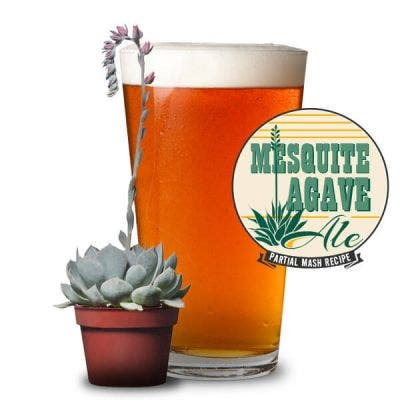 Mesquite Agave Ale