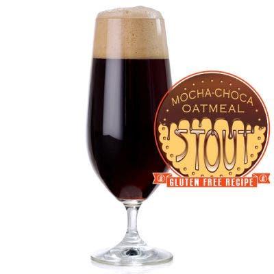 Mocha-Choca Oatmeal Stout-Gluten Free - Archived