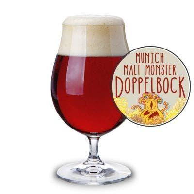 Munich Malt Monster Glass