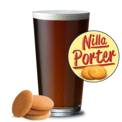 Nilla Porter Glass