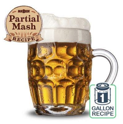Schnapsidee Fest Beer Lager 1 Gallon Recipe