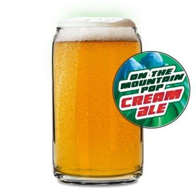 On the Mountain Pop Cream Ale