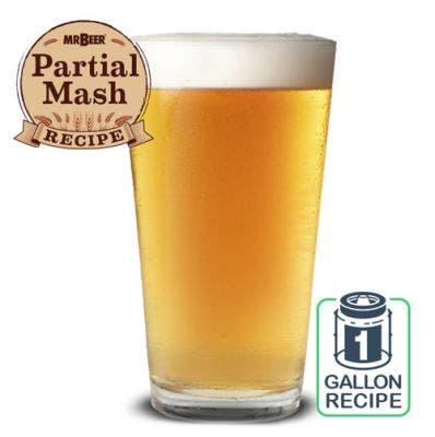 White Sail Pale Ale 1 Gallon Recipe