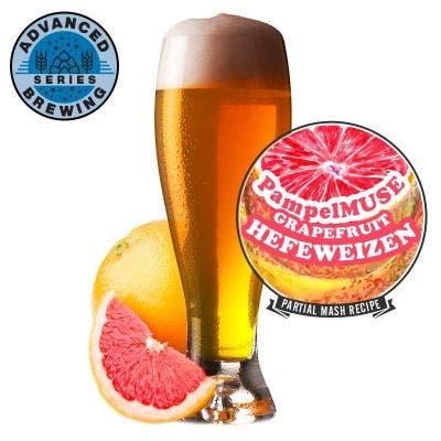 PampelMUSE Grapefruit Hefeweizen