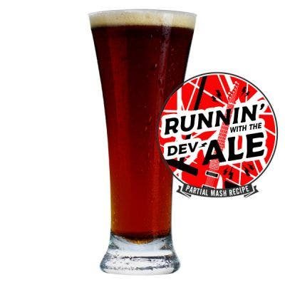 Running With The Dev-Ale