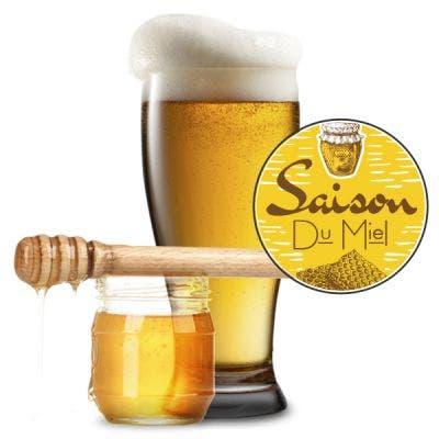 Saison Du Miel Belgian Saison