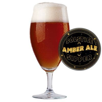 Solstice Sipper Amber Ale