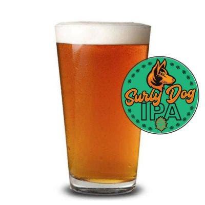 Surly Dog IPA Glass