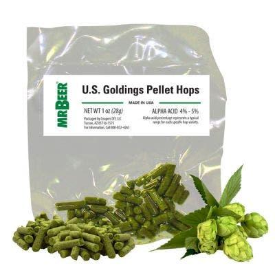 U.S. Goldings Pellet Hops