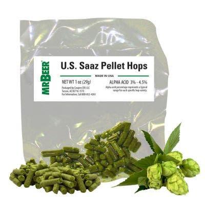 U.S. Saaz Pellet Hops