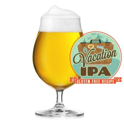 Vacation IPA-Gluten Free - Archived