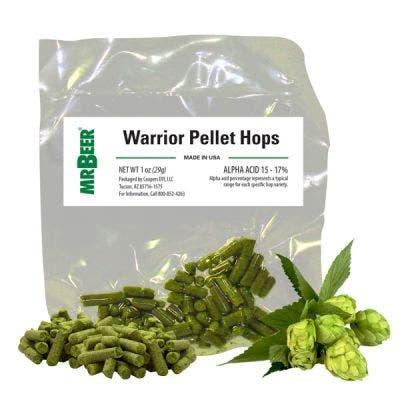 Warrior Pellet Hops
