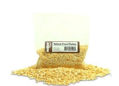 Flaked Yellow Corn